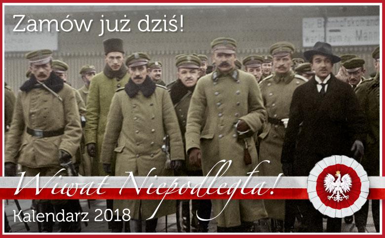 <h1 class='page-title'>Kalendarz 2018 &#8211; Wiwat Niepodległa!</h1>
