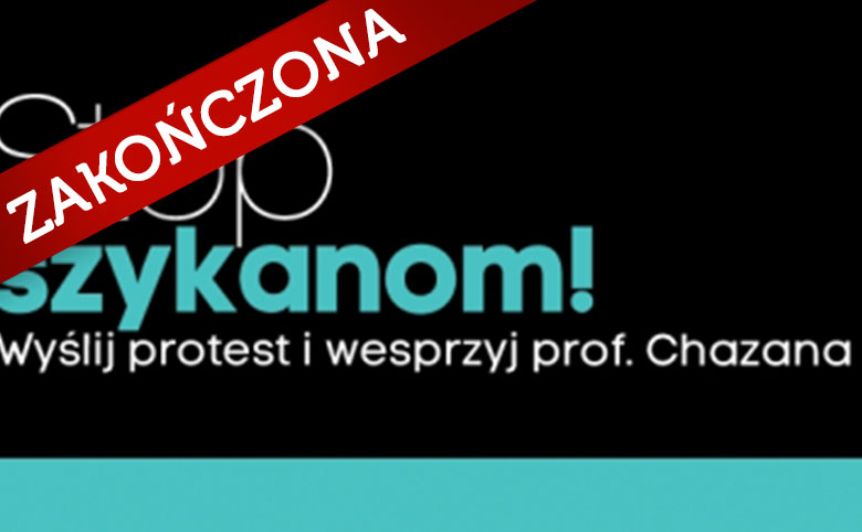 <h1 class='page-title'>Stop szykanom!</h1>
