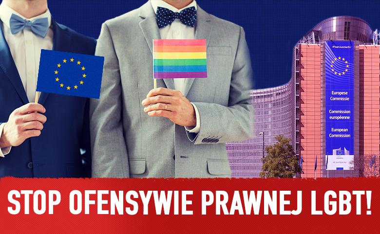 """<h1 class='page-title'>UE chce narzucić Polsce uznanie """"praw"""" osób LGBT. Centrum Życia i Rodziny interweniuje u premiera</h1>"""